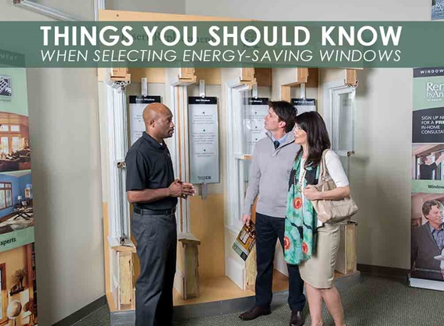 Things You Should Know When Selecting Energy Saving Windows