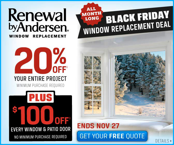 Replacement Window Special Offer